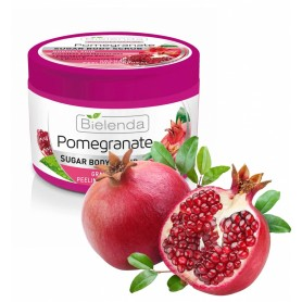 BIELENDA pomegranate SUGAR BODY SCRUB