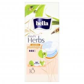 Vložky slipové Herbs  sensitive no perfume 18ks