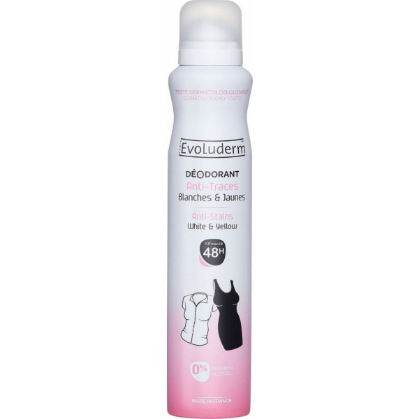 Evoluderm Anti Stains Woman deospray