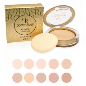Golden Rose Pressed powder pudr