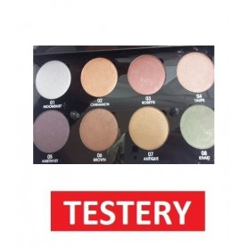 TESTER Golden rose METALS METALLIC EYESHADOW 100370
