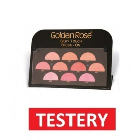 TESTER Golden rose SILKY TOUCH BLUSH-ON 201_210