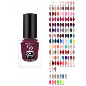 Golden Rose Ice Chic Nail Colour lak na nehty