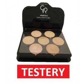TESTER Golden rose MINERAL TERRACOTTA POWDER 312065