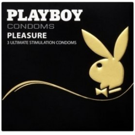 Playboy Pleasure kondomy