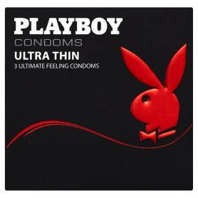 Playboy Extra Thin kondomy