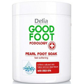 Delia Cosmetics Good Foot Podology perlová koupel nohou
