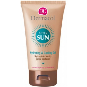 Dermacol After Sun Hydrating & Cooling Gel po opalování