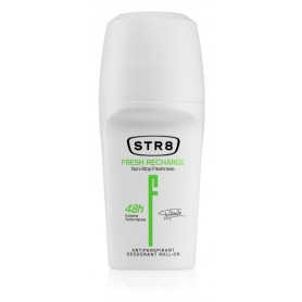 STR8 Fresh Recharge antiperspirant deodorant roll-on
