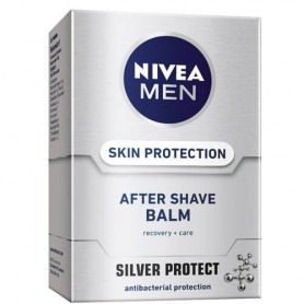 Nivea for Men Silver Protect balzám po holení