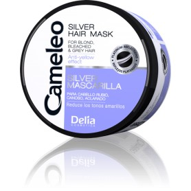 Silver hair mask Anti-yellow effect