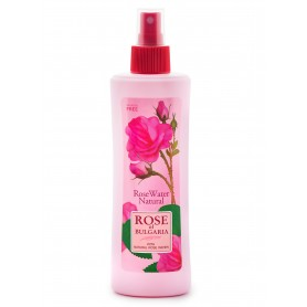 ROSE OF BULGARIA Růžová VODA Růže 230 ml