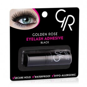 Golden Rose EYLASH ADHESIVE BLACK - lepidlo černé
