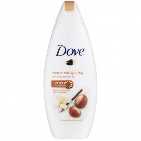 Sprchový gel DOVE - purely pampering, shea butter