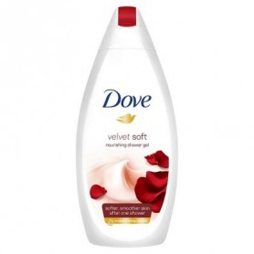 Sprchový gel DOVE - velvet soft
