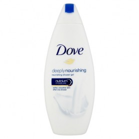Sprchový gel DOVE - deeply nourishing