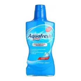 AQUAFRESH Ustní voda Fresh mint 500 ml