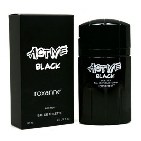 Toaletní voda ACTIVE BLACK For men M1