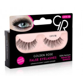 Golden Rose FALSE LASHES umělé řasy K-GTK-10