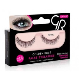 Golden Rose FALSE LASHES umělé řasy K-GTK-07