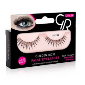 Golden Rose FALSE LASHES umělé řasy K-GTK-09