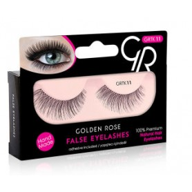 Golden Rose FALSE LASHES umělé řasy K-GTK-11