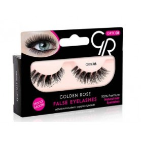 Golden Rose FALSE LASHES umělé řasy K-GTK-08