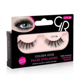 Golden Rose FALSE LASHES umělé řasy K-GTK-06