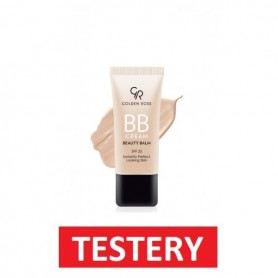 TESTER BB CREAM beauty balm SPF 25 GOLDEN ROSE